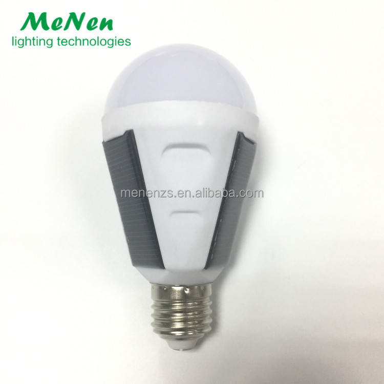 Save energy solar bulb with emergency funtion solar bulb <strong>light</strong> E27 B22