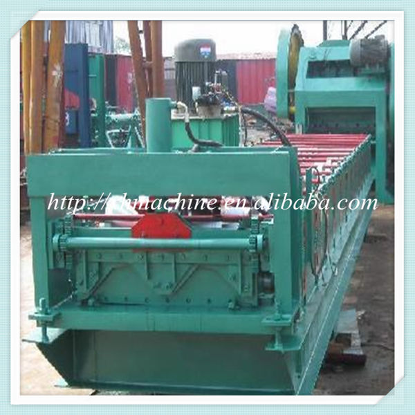 Trade Assurance 310 Automatic Highway guardrail expressway guard rail roll forming machine
