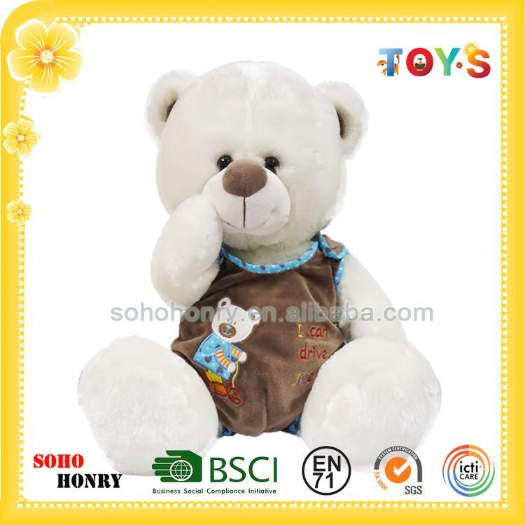 Light Up Teddy Bear Plush Toy Teddy Bear Name Hot Sale