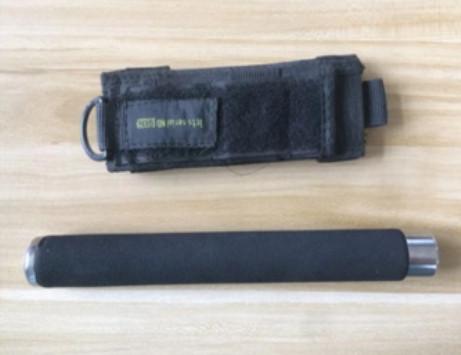 hot sale great quality Nylon baton holster for telescopic baton