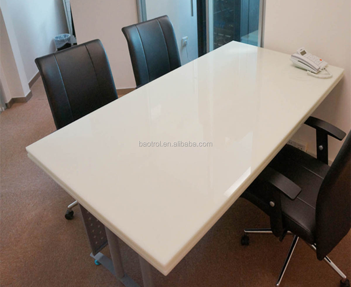 Baotrol Factory Office Table Triangle