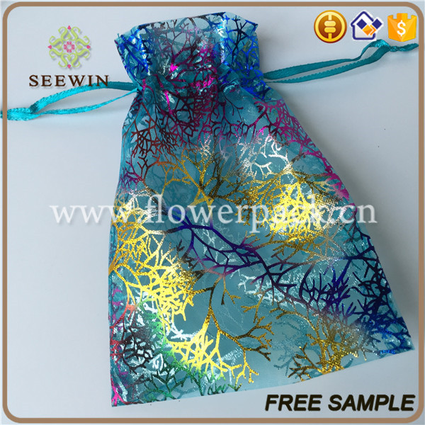 wholesale organza sugar 50kg bag for packing