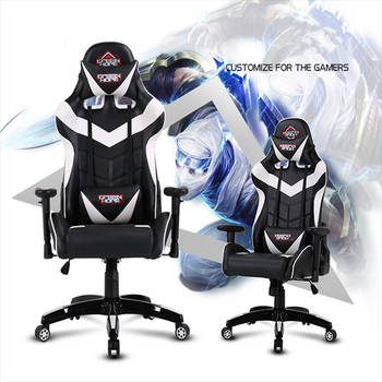 Fine High Tech Comfortable White Carbon Fiber Leather Gaming Chairs Fashionable Office Gaming Chair Racing Buy Gaming Chair Racing Office Gaming Chair Caraccident5 Cool Chair Designs And Ideas Caraccident5Info