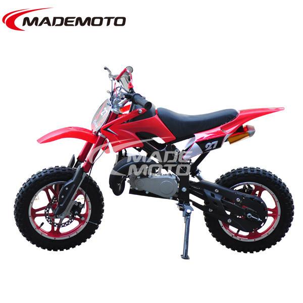 2 stroke dirt bike fuel
