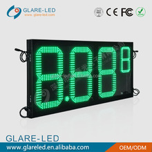 factory direct fast delivery digital led gas price sign display