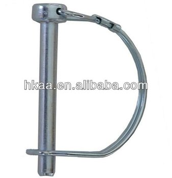 Stainless Steel Wire Locking Hitch Pin - Buy Wire Lock Pin,Detent ...