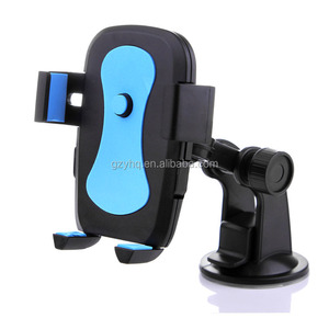 360 Rotate Multiple Car Mobile Phone Holder Sucker Mobile Stand Cell Phone Holder