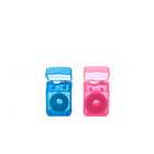 Good Quality color plastic box packaged oral care adult dental floss