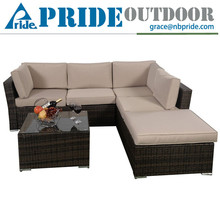 5 Seater Alibaba Rattan Cheap Modern Latest Design Low Price Furniture Living Room Sofa Set