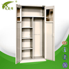 Classic Multifunction 2 swing door metal office file cabinet storage clothes shoes locker cabinet