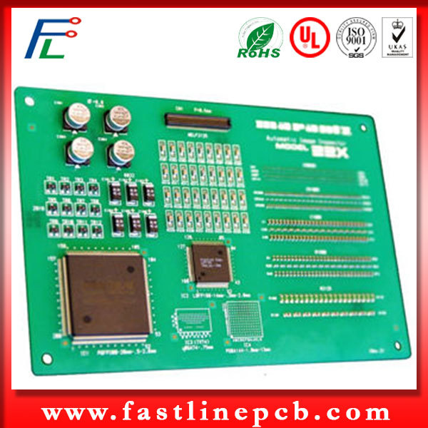 Rigid Fr4 PCBA / EMS Turnkey PCB Assembly / OEM contract PCBA service
