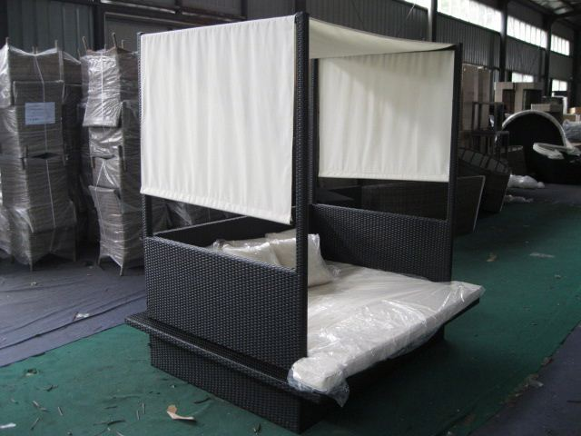 2017 Best sale factory directly europa style outdoor sofa bed manufacturer