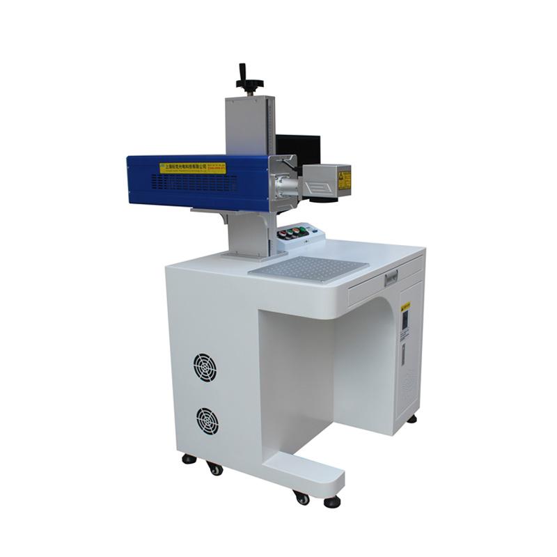 30W 60W Acrílico Madeira 3D Co2 RF Marcação A Laser Preço Da Máquina