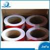 Red and White Stripe None Adhesive PE Warning Tape, Barrier Tape