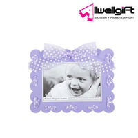 Cheapest Iron Plate Bowknot Picture Frame House Decoration