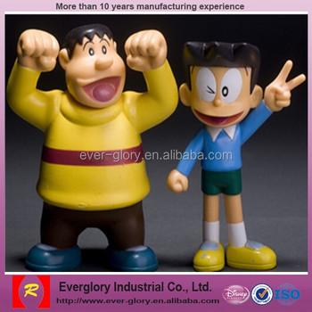 Keren Kartun Doraemon Laki Mainan Angka Action Figure Boneka Gambar