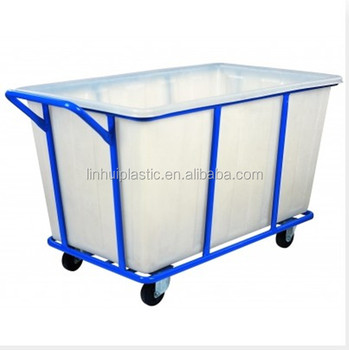 rotational molding plastic laundry tubs poly tubs 600liter - Laundry Tubs