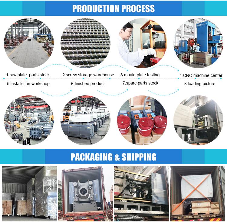 98 ton horizontal injection molding machine price