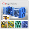PLASTIC ROPE MAKING MACHINE -Twister+Winder :Contact Susan:ropenet15@ropeking.com/86 18605385791/Skype:susan.ropeking