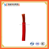 pvc insulated soft wire pvc cable 1.5mm2