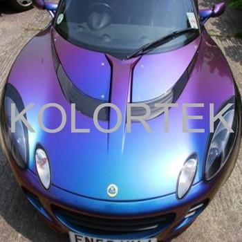 Chameleon Car Paint Colors Affordable Color Flopping Paints Pigment