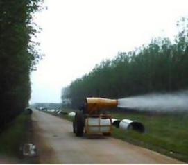 BYZ - 710  wind sending remote sprayer
