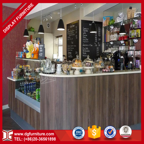 DG furniture for high quality convenience store counter design