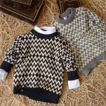 S64583a New Fancy Design Children S Sweater Baby Boys