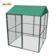 Dog Kennel Heavy Duty Pet Playpen Dog Exercise Pen Cat Fence Run for Chicken Coop Hens Houses/dog house