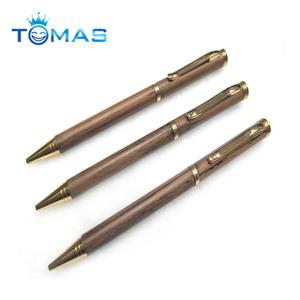 Promotional Retractable Cheap Bulk Wooden Pens Wholesale