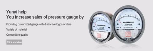 Micro air mini differential pressure gauges