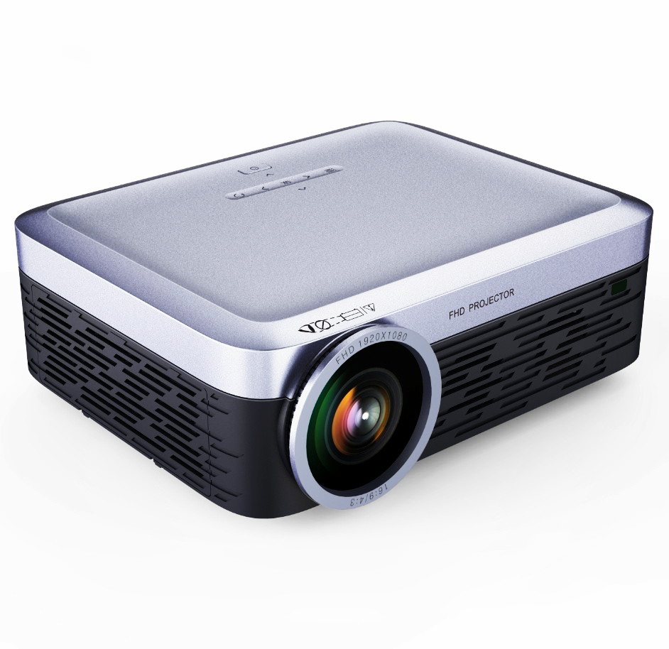 Youyuan Full Hd 1080p Home Theater Projector Yy-401 1920*1080 3000 Lumens  Portable Mini Lcd Video Projector 4k - Buy Mini Lcd Projector,Mini Led