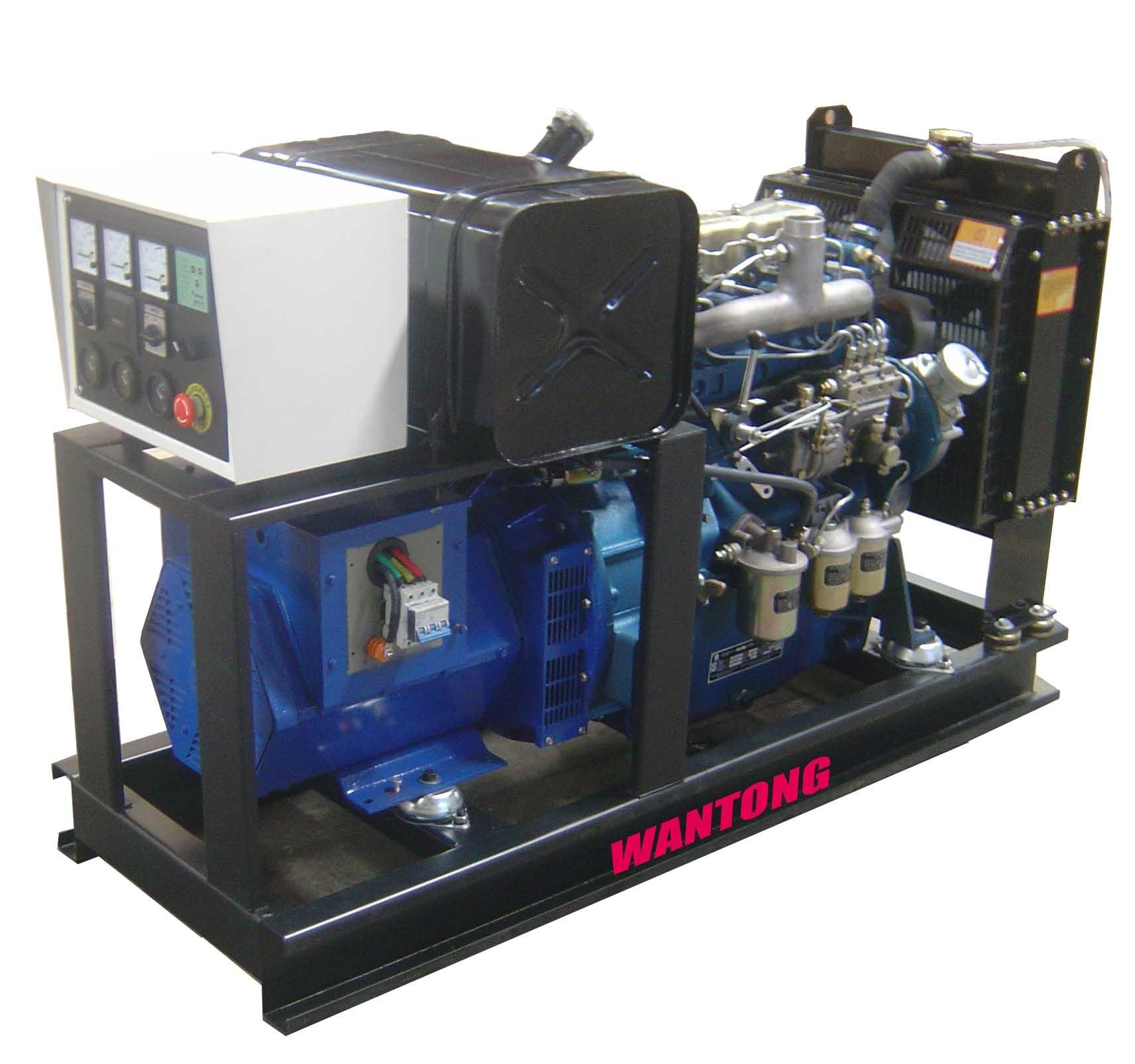 New Holland 30kva Generator Set Buy Generator Set Diesel