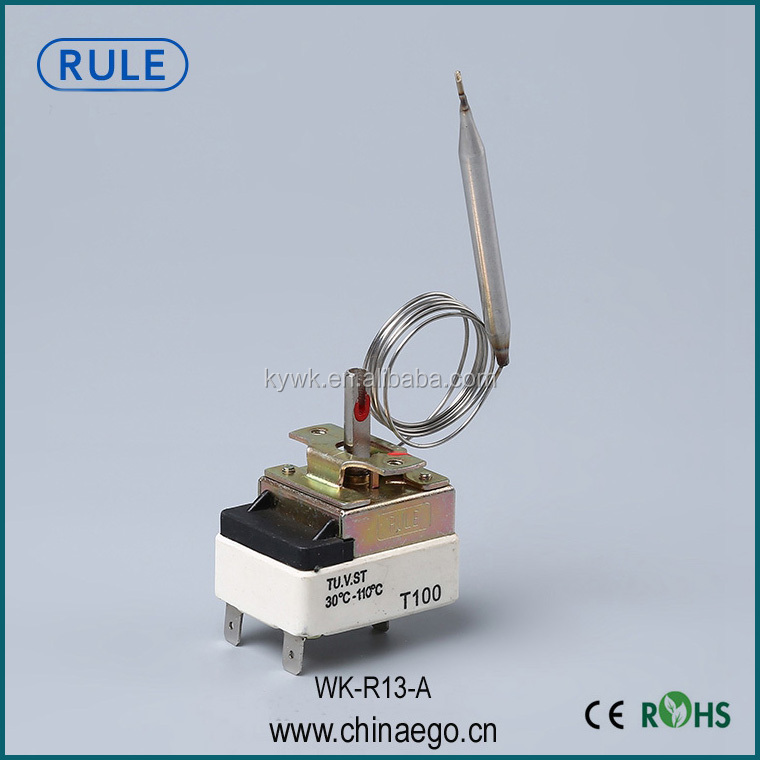 Home Appliance Capillary Thermostat/Heating Parts