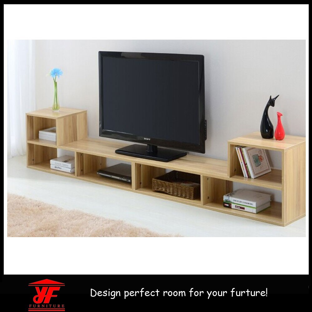 Made In China Furniture Modern Designs Wooden Lcd Tv