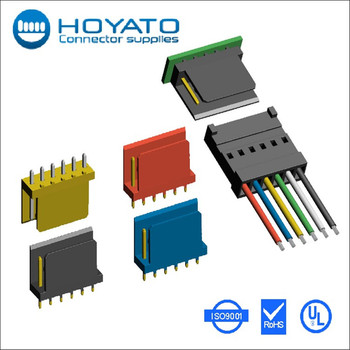 Ip66 Waterproof Straight Type Small 2 3 4 5 6 Pin Connector Types,4 ...