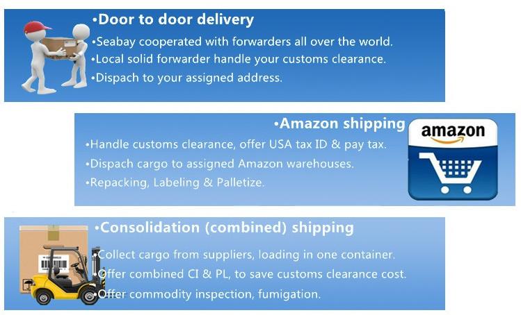 Air Freight Sea Freight Fba Door To Door Delivery Service