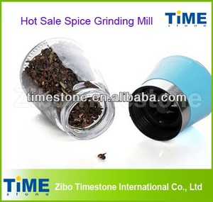 High Quality Glass Spice Grinders Jars