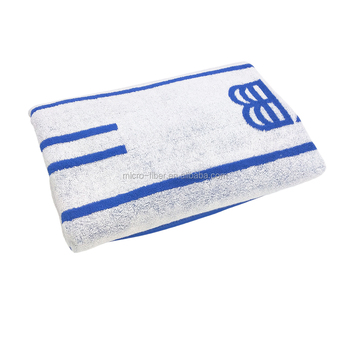 Wholesale Custom 100% Cotton Bath Beach Towels With Logo
