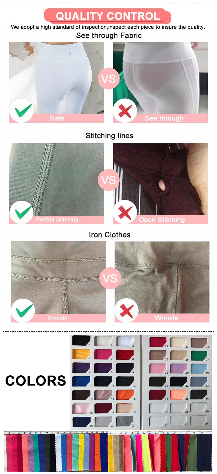 A Vita alta Senza Soluzione di Continuità Shaper Del Corpo Leggings Da Corsa Palestra Flex Pantaloni di Yoga
