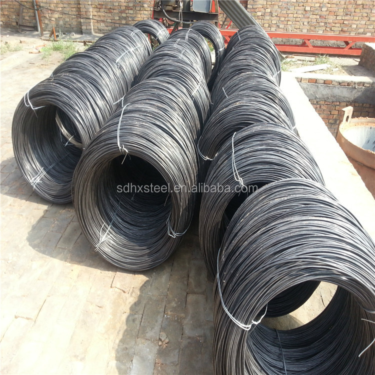Q195 high quality bindling iron wire 1mm black annealed tie wire price per ton
