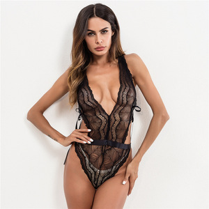 BAOLONG Unique Design Sexy Bodysuits Women Slimming Body Shapers Underwear Sexy Lingerie Lace Boned Corset Bustier
