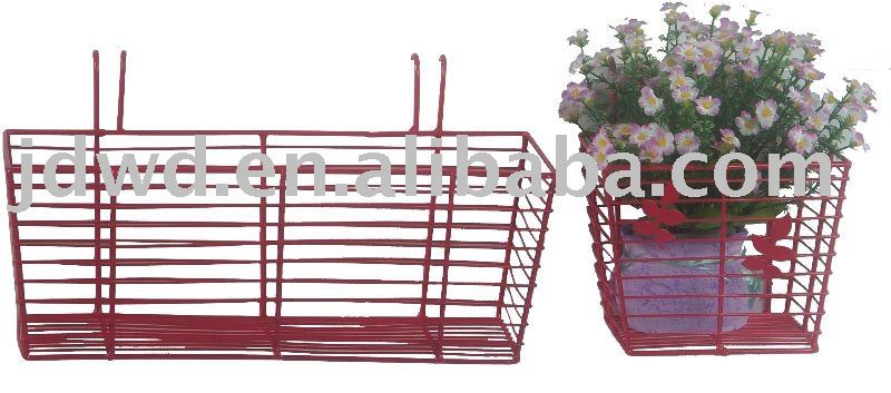 2010 Flower basket