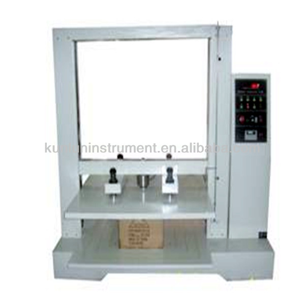 auto carton box compression tester
