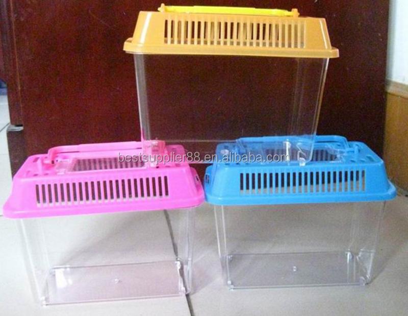 billige kleine kunststoff beh lter f r fische schildkr ten. Black Bedroom Furniture Sets. Home Design Ideas