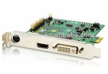 hdmi video capture card,4-channel dvr video capture pci card , cctv pci dvr video capture card