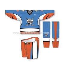 Op maat gemaakte full dye sublimation <span class=keywords><strong>hockey</strong></span> trui canadese, college goedkoop <span class=keywords><strong>hockey</strong></span> jerseys
