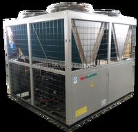 High efficiency modular air cooled scroll water chiller & heat pump, 136kw
