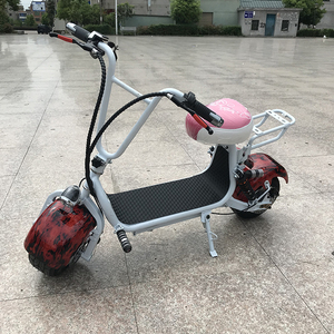 High quality two wheel citycoco balancing mobility electric scooter
