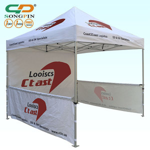 Marquee Canopy Tent Foldable Outdoor Party Wedding Market Gazebo 3x3